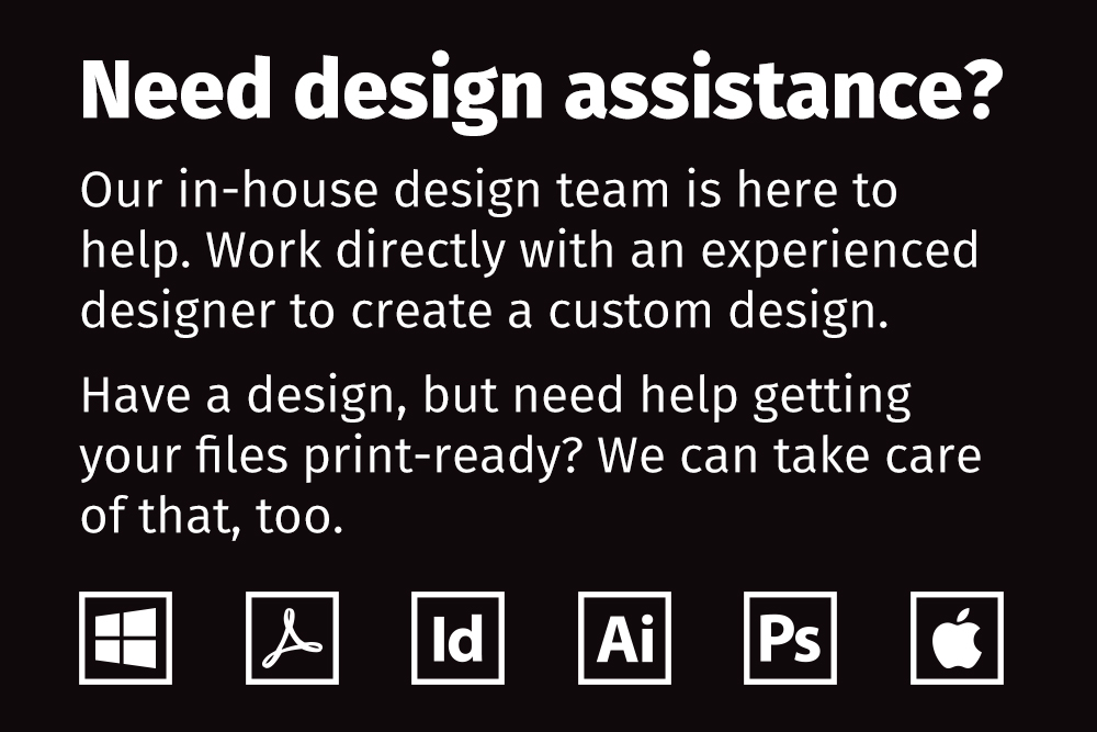 Need Design Assistance?